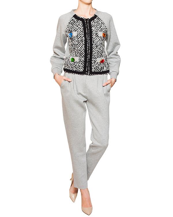 женская жакет Moschino Boutique, сезон: зима 2015/16. Купить за 26400 руб. | Фото 3