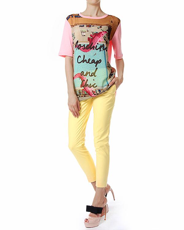 женская футболка CHEAP & CHIC, сезон: лето 2014. Купить за 5100 руб. | Фото $i