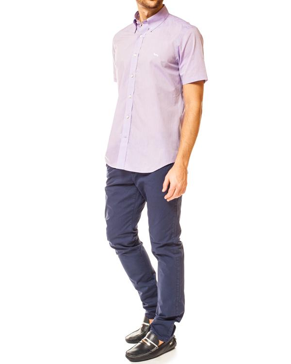 мужская рубашка Harmont & Blaine, сезон: лето 2014. Купить за 5900 руб. | Фото 3