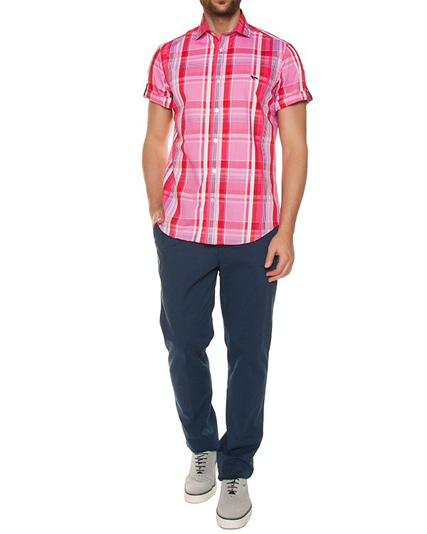 мужская рубашка Harmont & Blaine, сезон: лето 2017. Купить за 7700 руб. | Фото $i