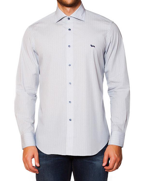 мужская рубашка Harmont & Blaine, сезон: зима 2015/16. Купить за 6600 руб. | Фото 1