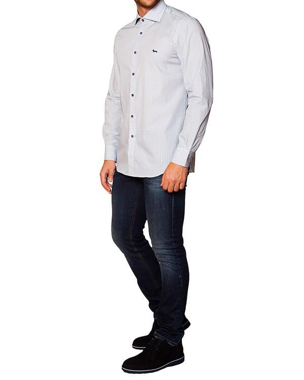 мужская рубашка Harmont & Blaine, сезон: зима 2015/16. Купить за 6600 руб. | Фото 3