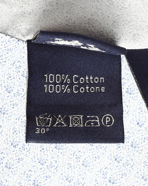 мужская рубашка Harmont & Blaine, сезон: зима 2015/16. Купить за 6600 руб. | Фото 5