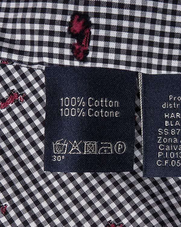 мужская рубашка Harmont & Blaine, сезон: зима 2016/17. Купить за 7500 руб. | Фото 5