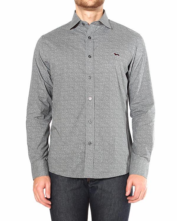 мужская рубашка Harmont & Blaine, сезон: зима 2014/15. Купить за 8600 руб. | Фото $i