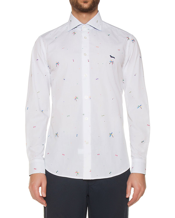 рубашка  артикул HBCX110 марки Harmont & Blaine купить за 10200 руб.