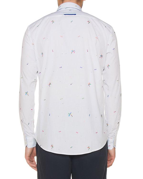 мужская рубашка Harmont & Blaine, сезон: лето 2017. Купить за 10200 руб. | Фото $i
