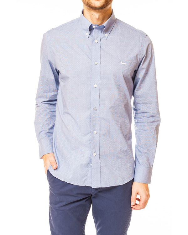 мужская рубашка Harmont & Blaine, сезон: лето 2014. Купить за 5200 руб. | Фото 1