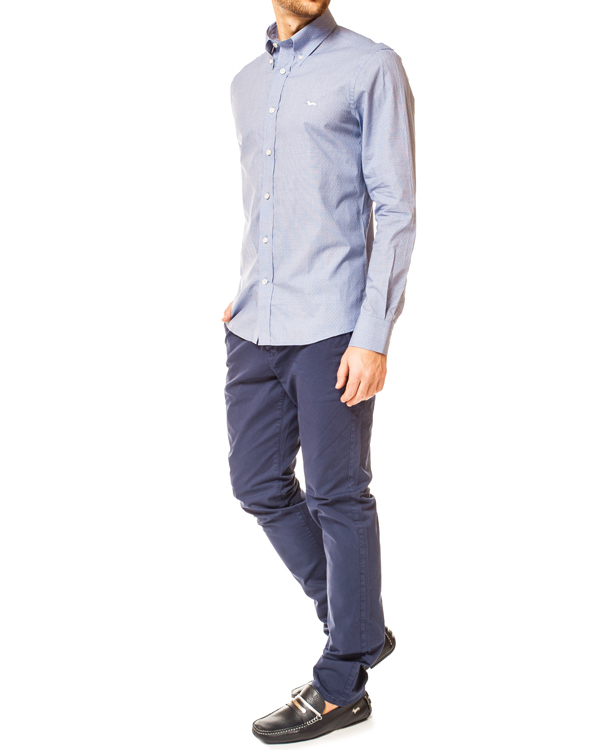 мужская рубашка Harmont & Blaine, сезон: лето 2014. Купить за 5200 руб. | Фото 3