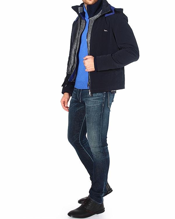 мужская джемпер Harmont & Blaine, сезон: зима 2014/15. Купить за 7400 руб. | Фото 3
