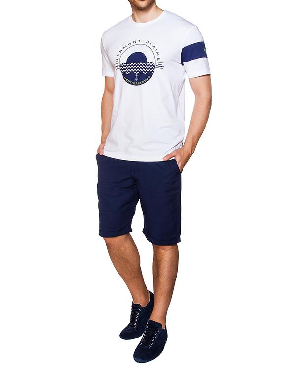 мужская футболка Harmont & Blaine, сезон: лето 2016. Купить за 4200 руб. | Фото 3