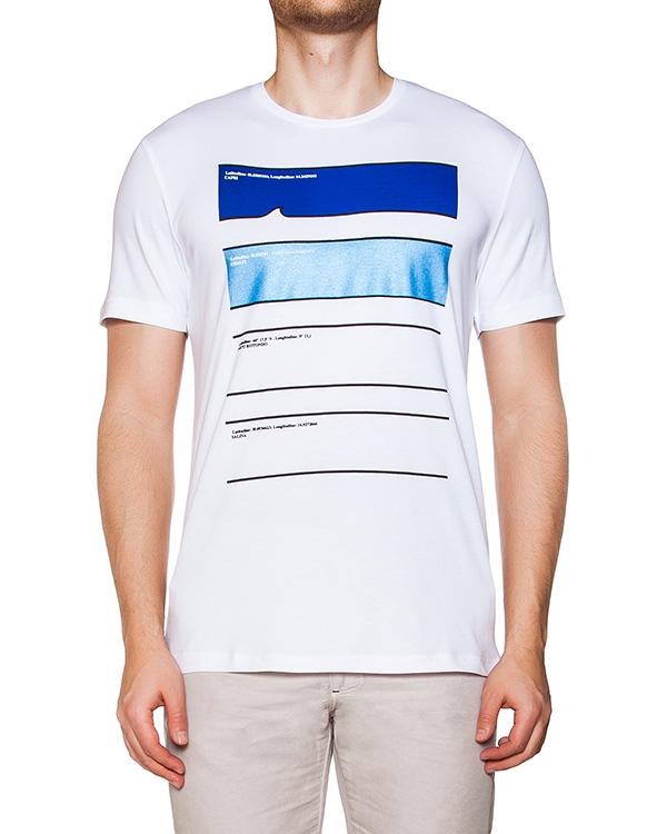 мужская футболка Harmont & Blaine, сезон: лето 2016. Купить за 4300 руб. | Фото 1