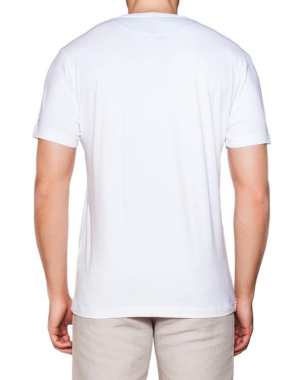 мужская футболка Harmont & Blaine, сезон: лето 2016. Купить за 4300 руб. | Фото 2