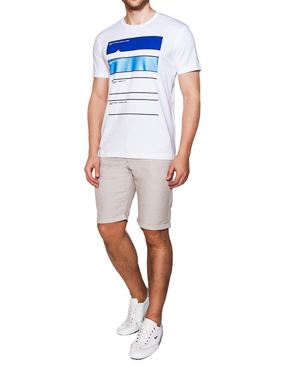 мужская футболка Harmont & Blaine, сезон: лето 2016. Купить за 4300 руб. | Фото 3