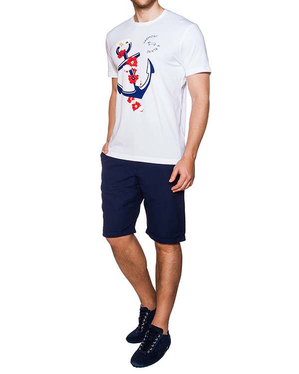 мужская футболка Harmont & Blaine, сезон: лето 2016. Купить за 4300 руб. | Фото $i