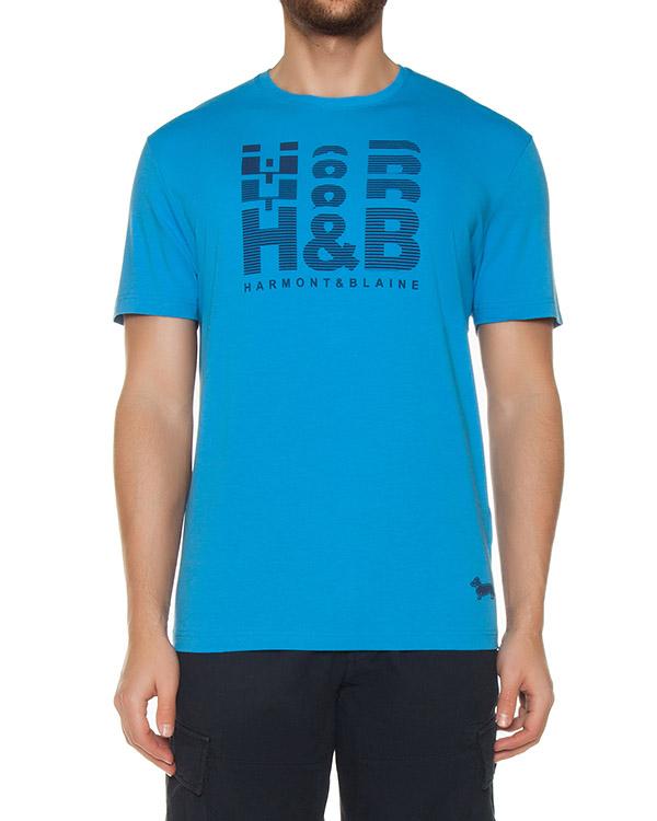 футболка  артикул HBI0213 марки Harmont & Blaine купить за 5100 руб.