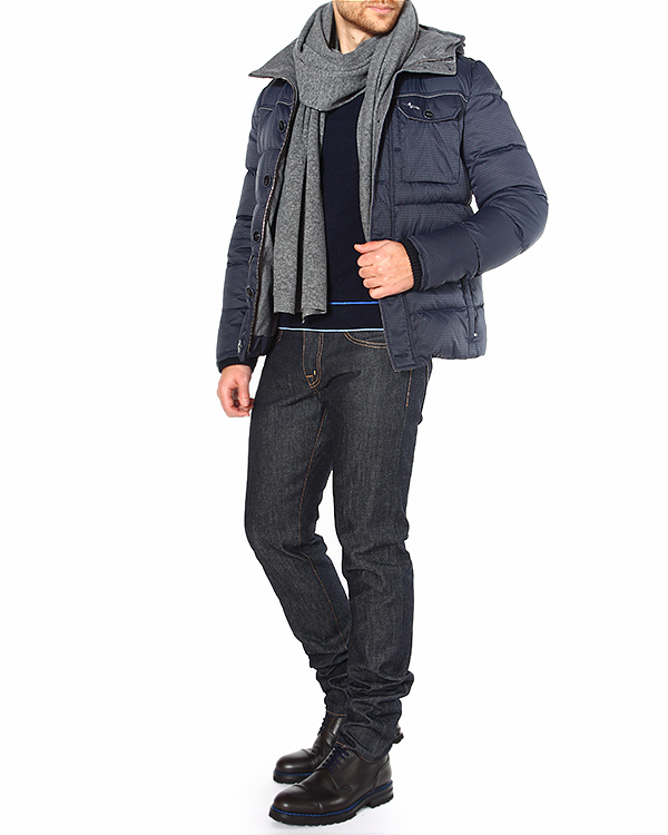 мужская пуховик Harmont & Blaine, сезон: зима 2014/15. Купить за 28600 руб.   Фото 3