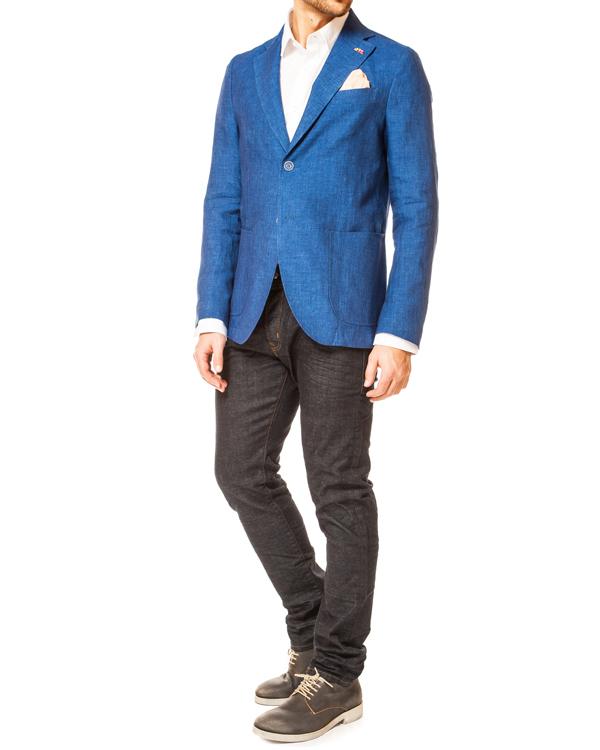 мужская пиджак Harmont & Blaine, сезон: лето 2014. Купить за 15600 руб. | Фото $i