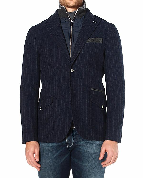 мужская пиджак Harmont & Blaine, сезон: зима 2014/15. Купить за 18000 руб. | Фото 1