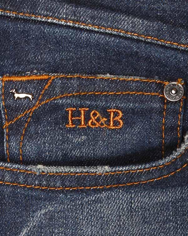 мужская джинсы Harmont & Blaine, сезон: зима 2015/16. Купить за 7200 руб. | Фото 4