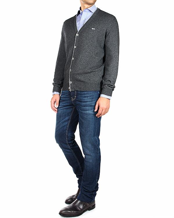 мужская джинсы Harmont & Blaine, сезон: зима 2014/15. Купить за 5900 руб. | Фото 3