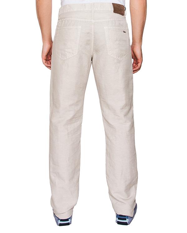 мужская брюки Harmont & Blaine, сезон: лето 2016. Купить за 7100 руб. | Фото 2