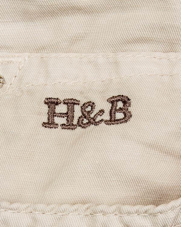 мужская брюки Harmont & Blaine, сезон: лето 2016. Купить за 7100 руб. | Фото 4