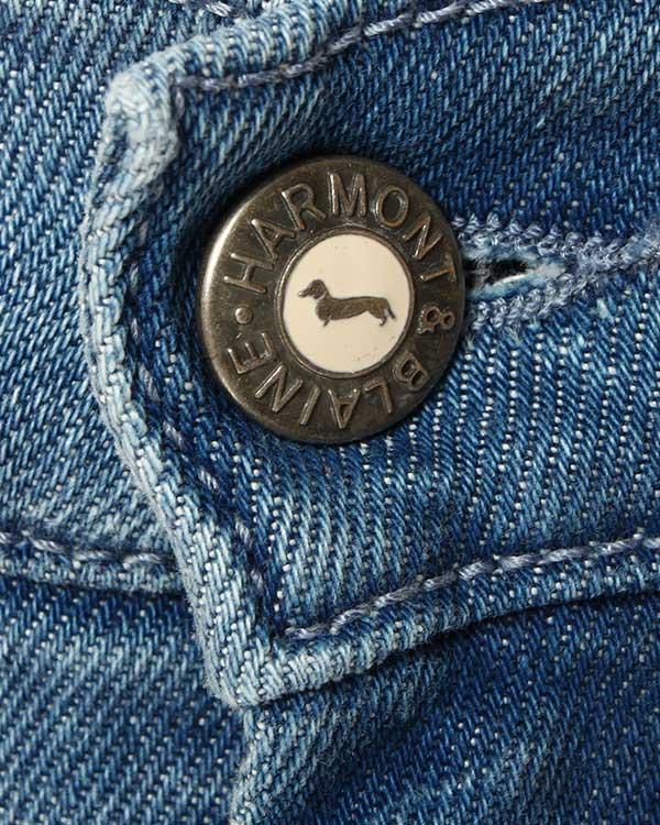 мужская джинсы Harmont & Blaine, сезон: лето 2014. Купить за 5900 руб. | Фото 4