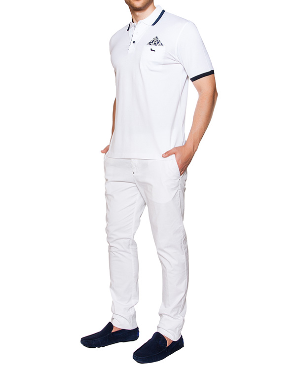 мужская брюки Harmont & Blaine, сезон: лето 2016. Купить за 7500 руб. | Фото $i