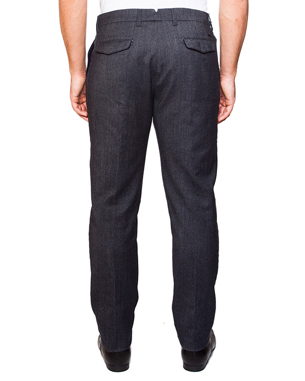 мужская брюки Harmont & Blaine, сезон: зима 2015/16. Купить за 9100 руб. | Фото 2
