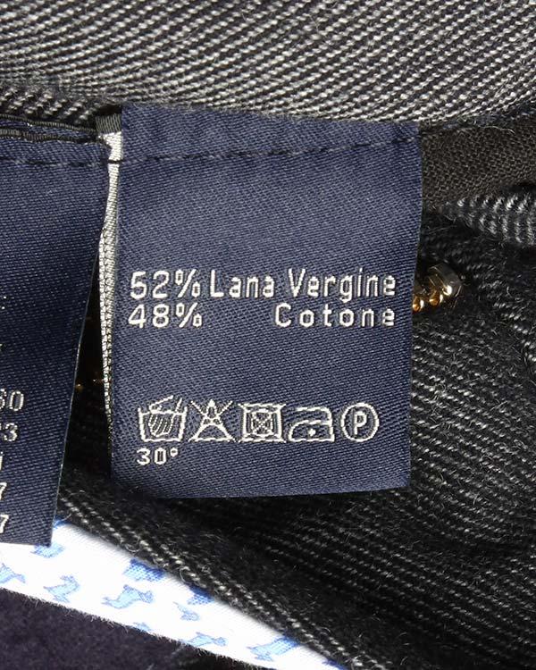 мужская брюки Harmont & Blaine, сезон: зима 2015/16. Купить за 9100 руб. | Фото 5