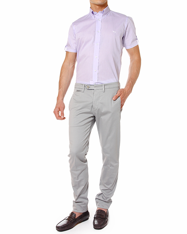 мужская брюки Harmont & Blaine, сезон: лето 2014. Купить за 6600 руб. | Фото 3