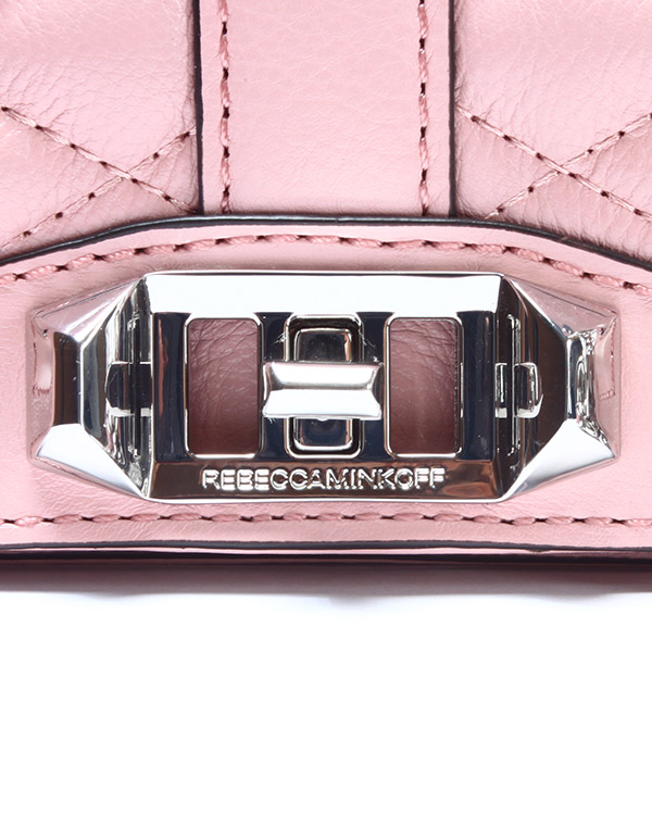 аксессуары сумка Rebecca Minkoff, сезон: лето 2015. Купить за 11300 руб. | Фото 5