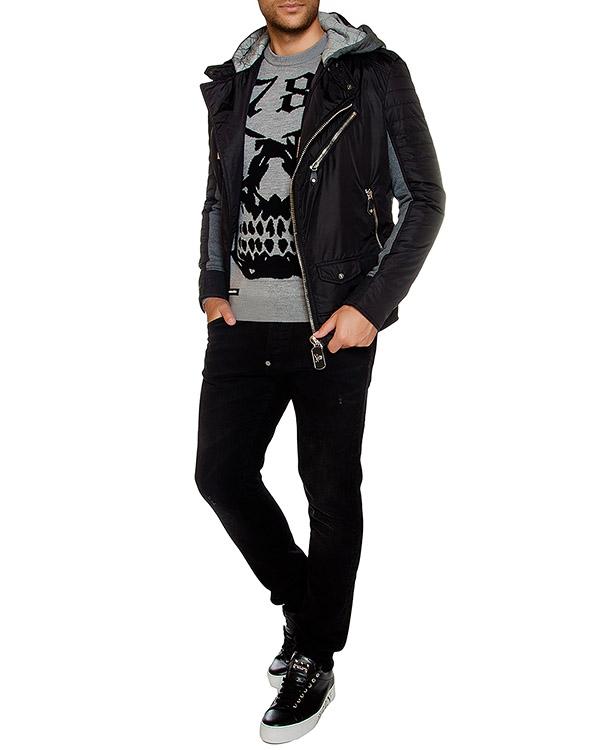 мужская джинсы PHILIPP PLEIN, сезон: зима 2016/17. Купить за 17500 руб. | Фото 3