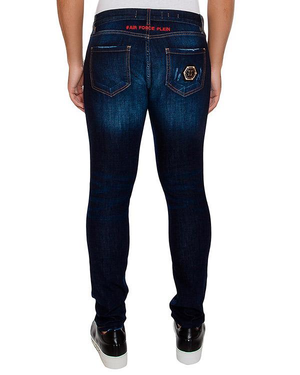 мужская джинсы PHILIPP PLEIN, сезон: зима 2016/17. Купить за 20600 руб. | Фото 2