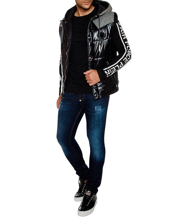мужская джинсы PHILIPP PLEIN, сезон: зима 2016/17. Купить за 41200 руб. | Фото 3