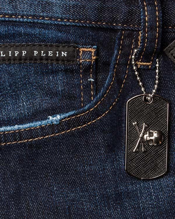 мужская джинсы PHILIPP PLEIN, сезон: зима 2016/17. Купить за 41200 руб. | Фото 4