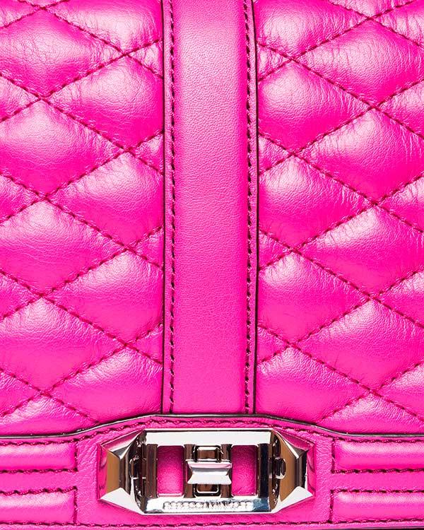 аксессуары сумка Rebecca Minkoff, сезон: зима 2015/16. Купить за 12500 руб. | Фото 4