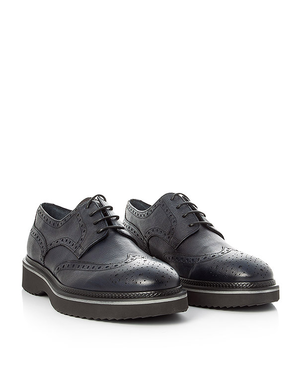 мужская ботинки Harmont & Blaine, сезон: зима 2016/17. Купить за 12400 руб. | Фото 2