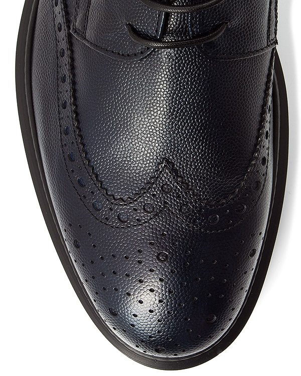 мужская ботинки Harmont & Blaine, сезон: зима 2016/17. Купить за 12400 руб. | Фото 4