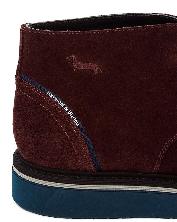мужская ботинки Harmont & Blaine, сезон: зима 2016/17. Купить за 11900 руб. | Фото 4