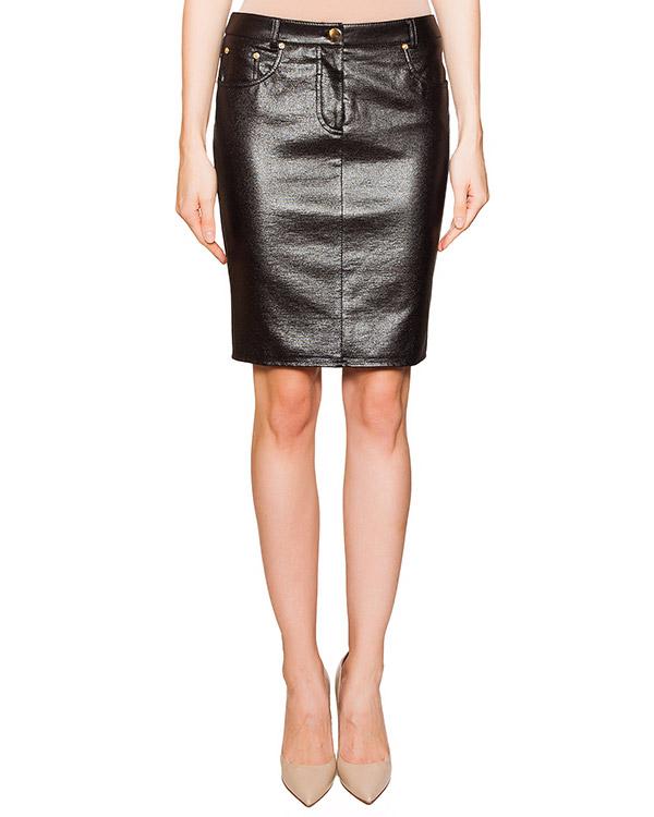 женская юбка Moschino Boutique, сезон: зима 2015/16. Купить за 18400 руб. | Фото 1
