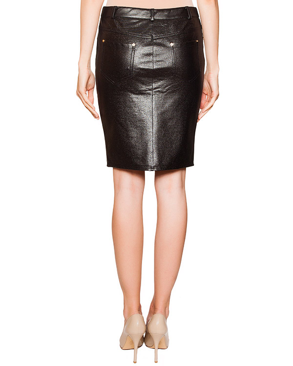 женская юбка Moschino Boutique, сезон: зима 2015/16. Купить за 18400 руб. | Фото 2