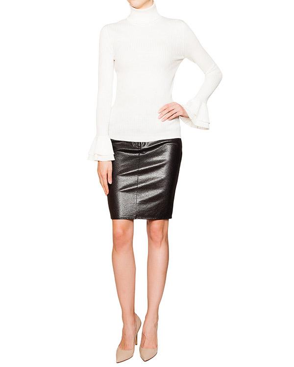 женская юбка Moschino Boutique, сезон: зима 2015/16. Купить за 18400 руб. | Фото 3