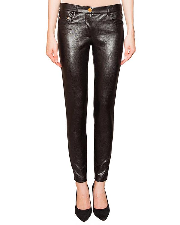 женская брюки Moschino Boutique, сезон: зима 2015/16. Купить за 18800 руб. | Фото 1