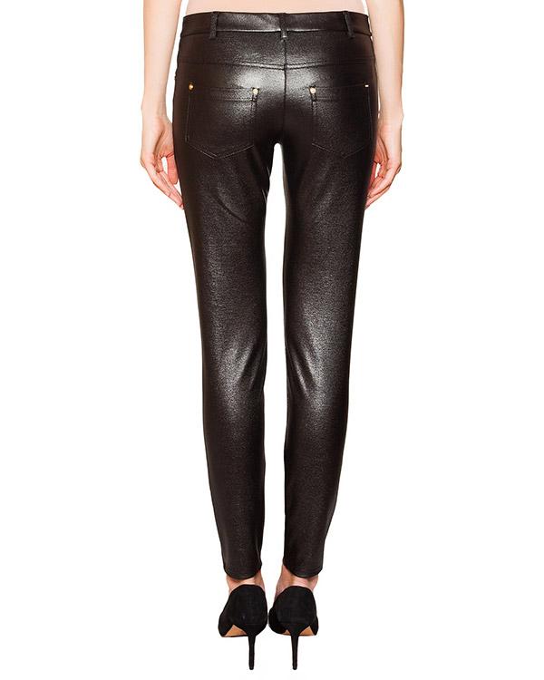 женская брюки Moschino Boutique, сезон: зима 2015/16. Купить за 18800 руб. | Фото 2