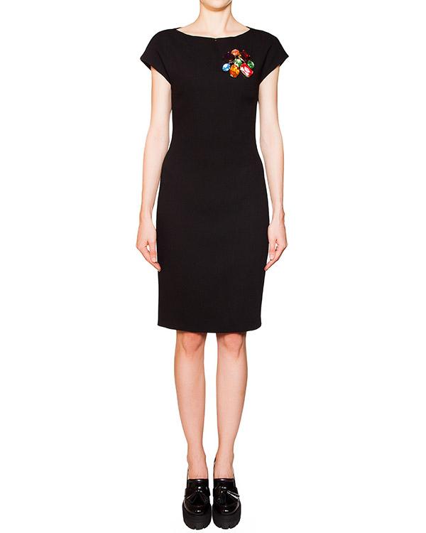 женская платье Moschino Boutique, сезон: зима 2015/16. Купить за 26400 руб. | Фото 1