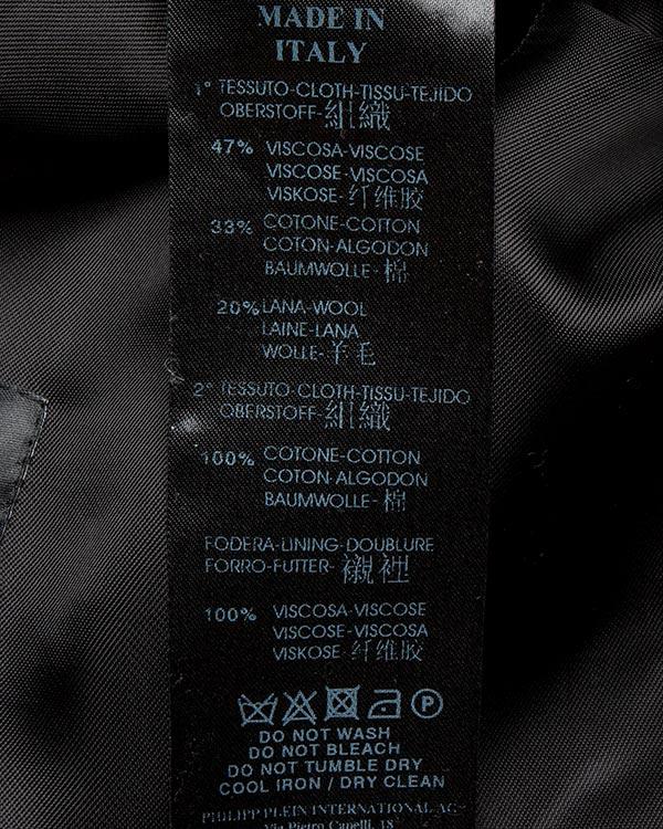 мужская пиджак PHILIPP PLEIN, сезон: зима 2016/17. Купить за 66900 руб. | Фото $i