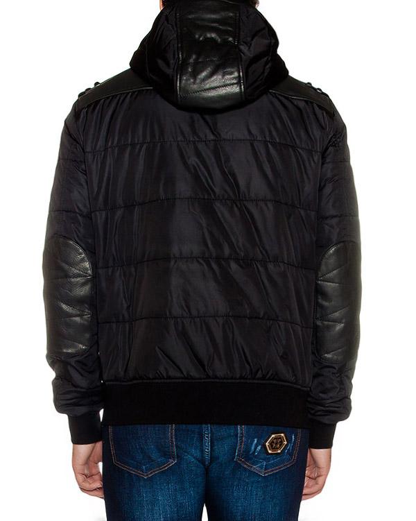 мужская куртка PHILIPP PLEIN, сезон: зима 2016/17. Купить за 97200 руб. | Фото 2