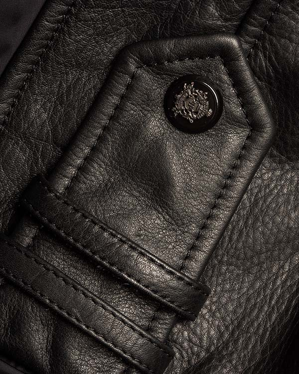 мужская куртка PHILIPP PLEIN, сезон: зима 2016/17. Купить за 97200 руб. | Фото 4